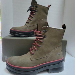 Timberland Malynn EK+ Olive Waterproof Boots - 9
